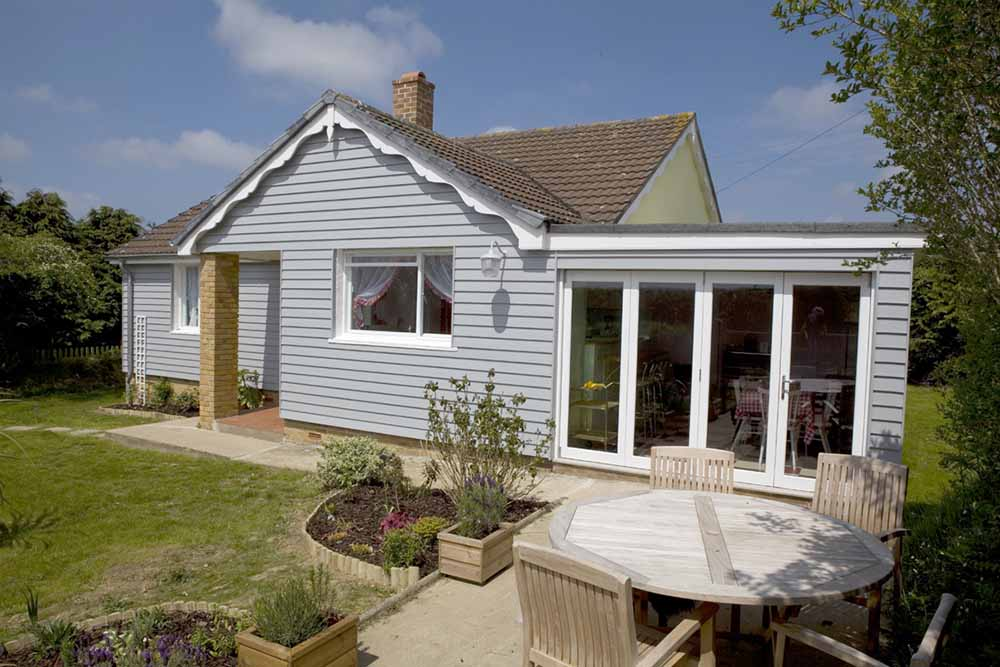 retro cottage cornwall